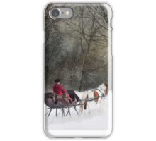 Through The Woods iPhone Case/Skin
