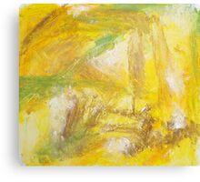 fallen trees V Canvas Print