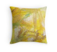 fallen trees V Throw Pillow