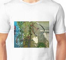Bike Up A Tree Unisex T-Shirt
