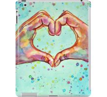 Heart in My Hands iPad Case/Skin