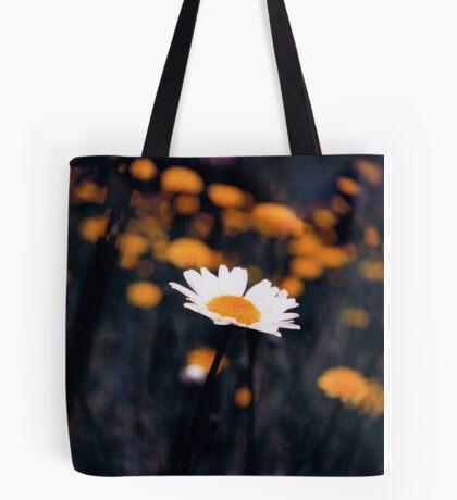 A Daisy Alone Tote Bag