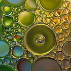 The world of bubbles by JBlaminsky