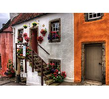Tanhouse Brae Houses Photographic Print