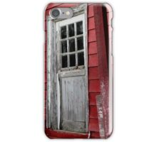 Door to Cider Mill iPhone Case/Skin