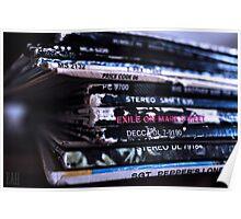 vinyl life 2 Poster