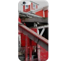 Cider Mill Workings iPhone Case/Skin