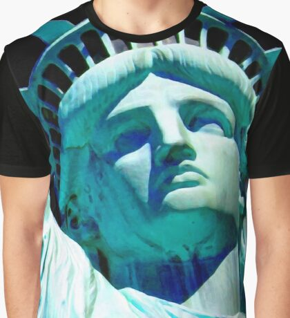 STATUE OF LIBERTY 4 Graphic T-Shirt