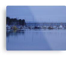 Humboldt Bay, Eureka CA Metal Print