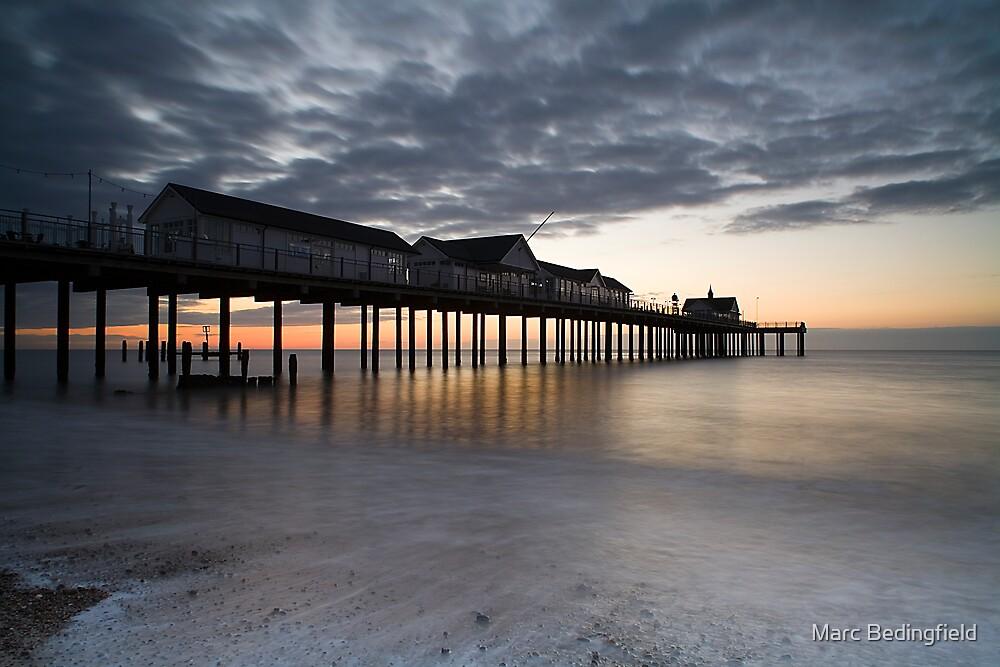 Southwold Pier by Marc Bedingfield