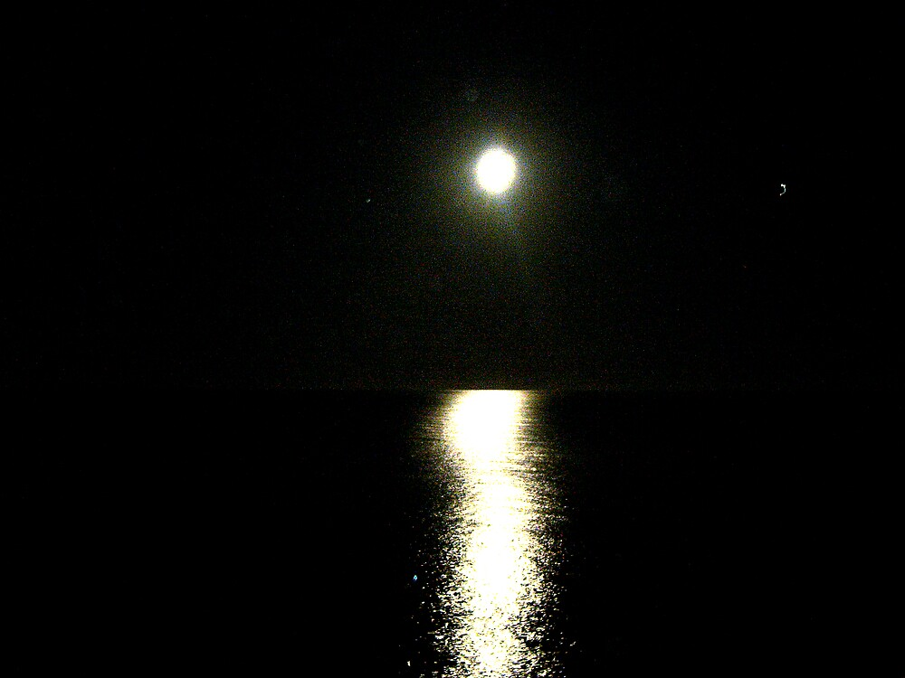 Moon by honey