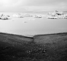 Iceland Ice II by Marsstation