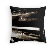 Phthegma Throw Pillow