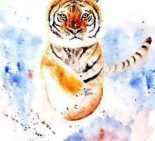 Tiger by AnnaShell