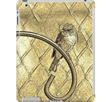 Yellow-bellied Flycatcher iPad Case/Skin