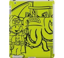 Bob the Cultist iPad Case/Skin