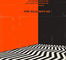 TWIN PEAKS: FIRE WALK WITH ME by JazzberryBlue