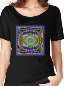 Psychedelic Women's Relaxed Fit T-Shirt