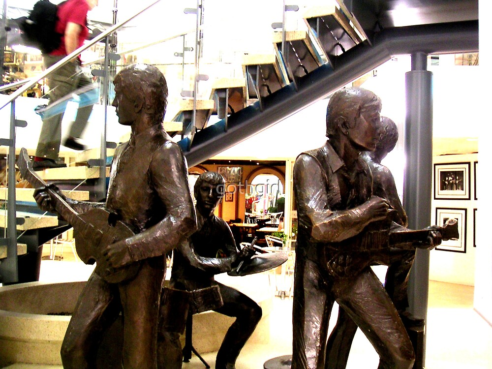 beatles liverpool by gothgirl