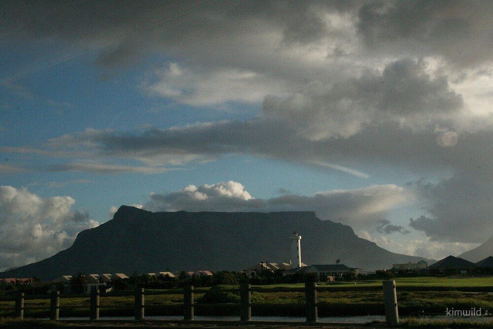 Moody Cape Town by kimwild