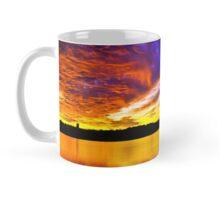 Burning sky 2 Mug
