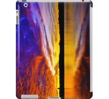 Burning sky 2 iPad Case/Skin