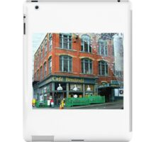 Seattle In The Rain iPad Case/Skin