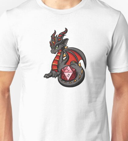Dice Dragon Unisex T-Shirt