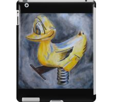 Springy Duck  iPad Case/Skin