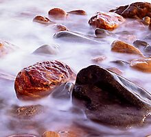 Crail Harbour Rocks by PigleT
