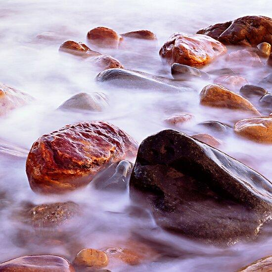 Crail Harbour Rocks by PigleT