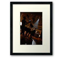 Kêdestês Framed Print