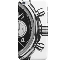 patek philippe watch abstract iPhone Case/Skin