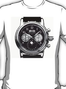 patek philippe watch abstract T-Shirt