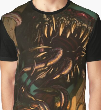 Hell's Teeth Graphic T-Shirt