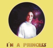 I'M A PRINCESS! Kids Clothes