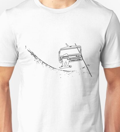 Waiting to Ride T-Shirt