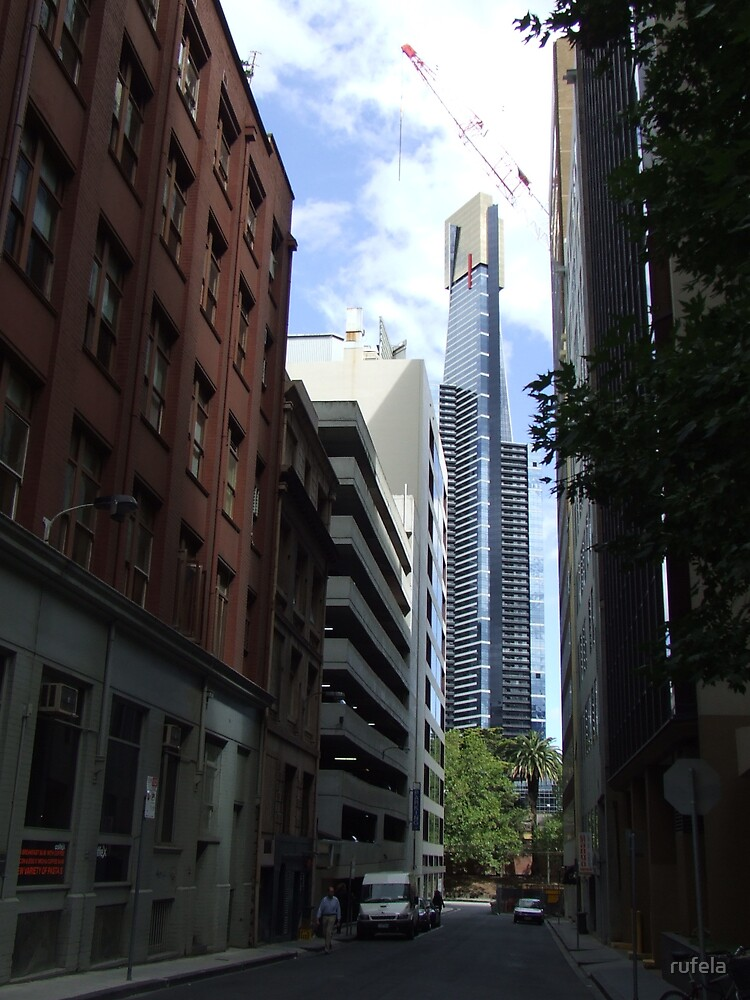 Eureka Tower by rufela