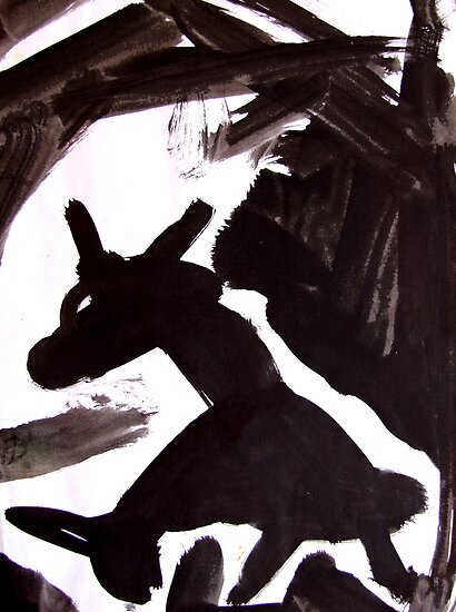Horsey 6 by John Douglas