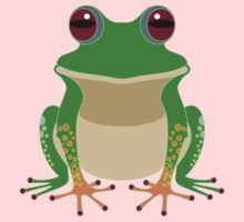 FINGERS & TOES FROG Kids Clothes