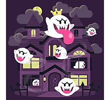 Ghost House Photographic Print