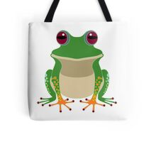 FINGERS & TOES FROG Tote Bag