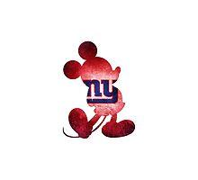 New York Giants Mickey by taycobb