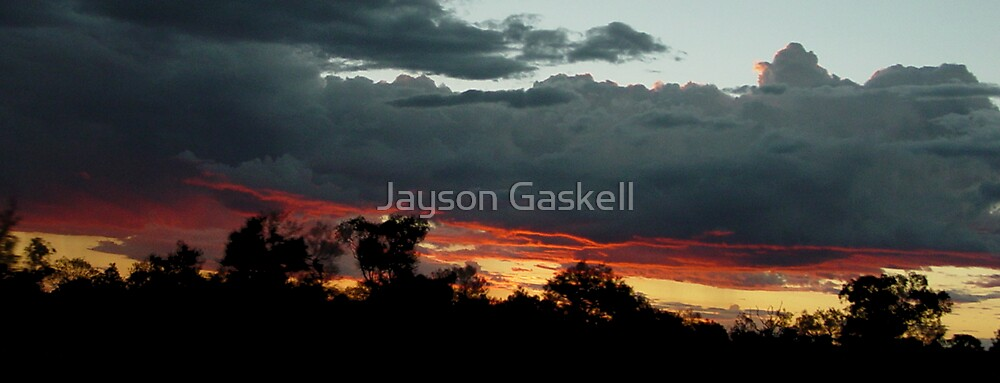 Somewhere between here & Darwin 2 by Jayson Gaskell