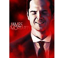 James Moriarty & Red Photographic Print