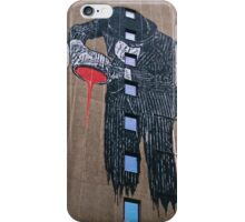 Economy in the red! iPhone Case/Skin