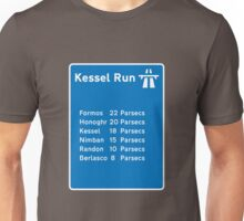 The Fastest way there.  Unisex T-Shirt