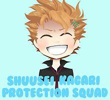 Kagari Protection Squad by Diakins