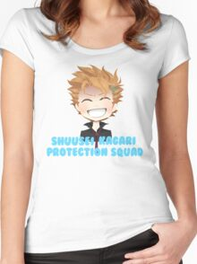 Kagari Protection Squad Women's Fitted Scoop T-Shirt
