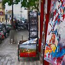 Montmartre by Jasna